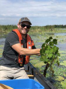 Kyle Borrowman (Ducks Unlimited Canada)