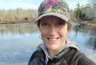 Angèle Scott is DUC's Volunteer of the Year in Nova Scotia