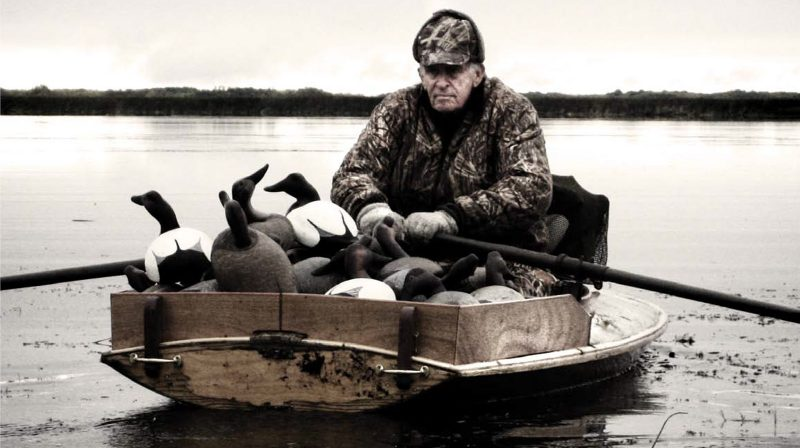 Dr. Frank Baldwin's commitments to waterfowl and wildlife recognized