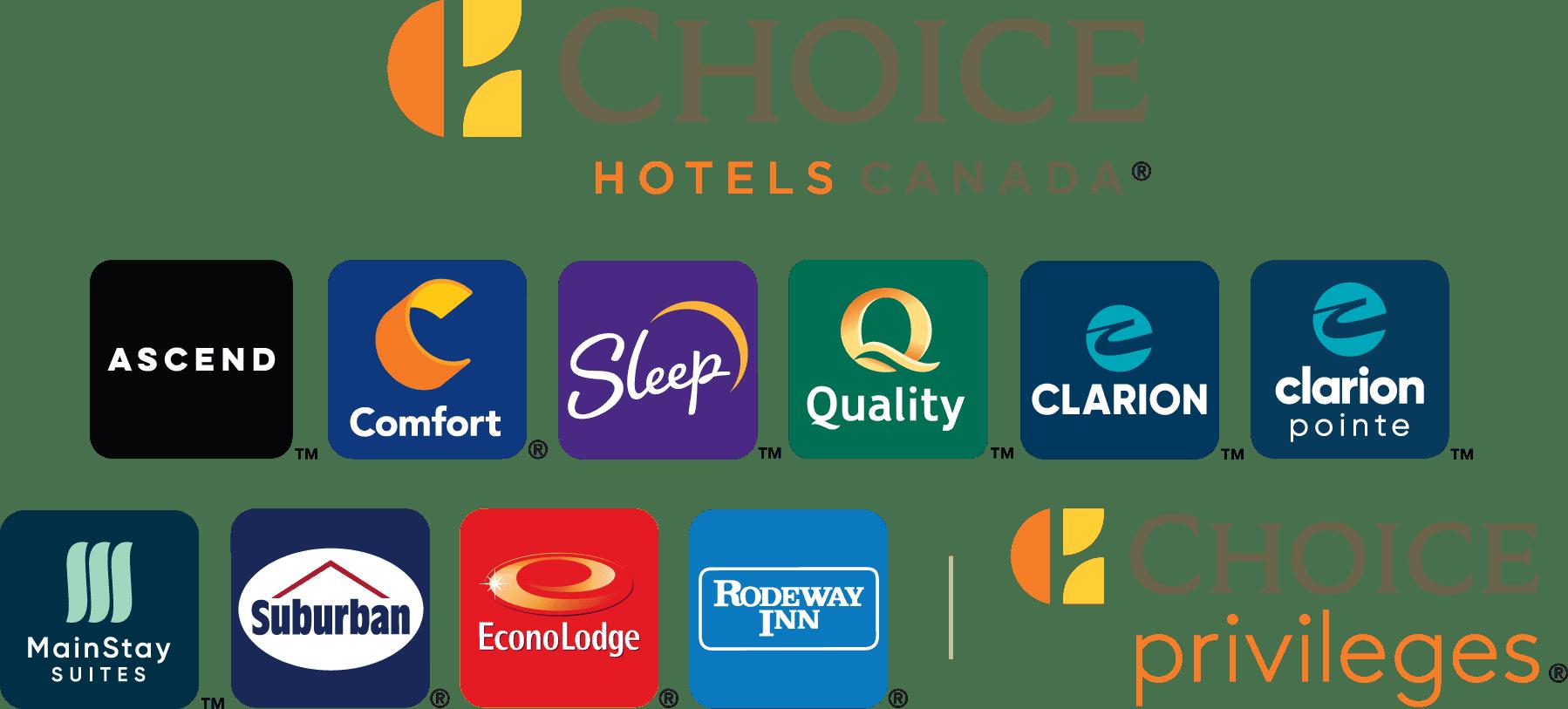 Choice Hotels Canada Logo