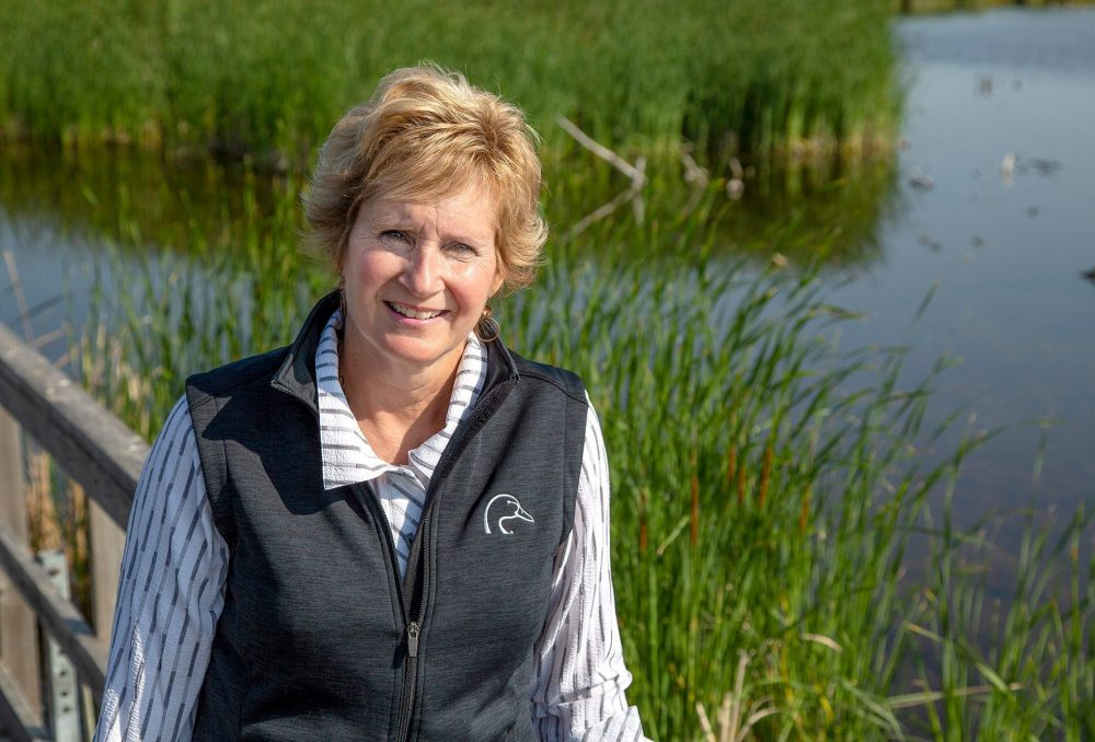DUC CEO Karla Guyn is the Sustainable Forestry Initiative's Board Chair, a position she will hold for the next year.