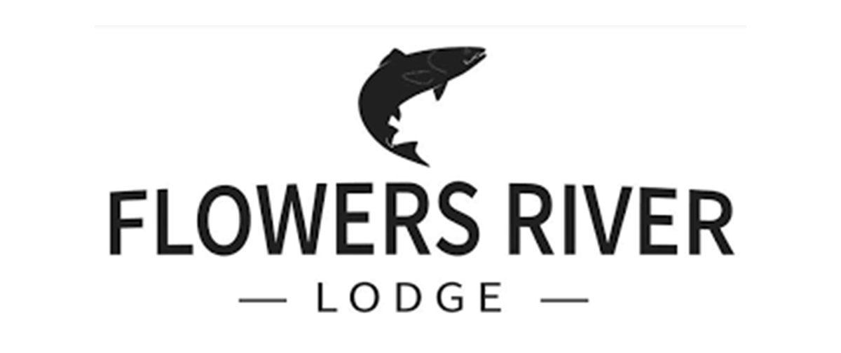 Flowers River Lodge Logo