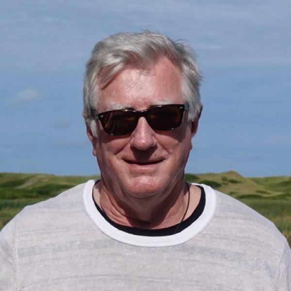 Photo of Geoff Harding