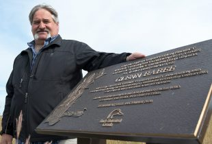 DUC names 160 acres for long-serving Manitoba conservationist